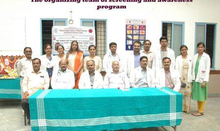 "Department of Community Medicine organized "" World No Tobacco Day """