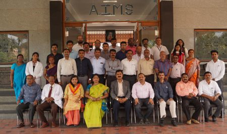 """""""Curriculum Implementation Support Program"""" organized by Curriculum Committee of AIMS"""