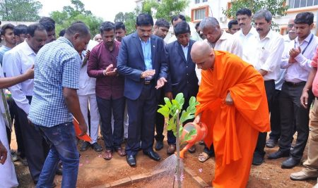 World Environmental Day celebrated at AIMS campus
