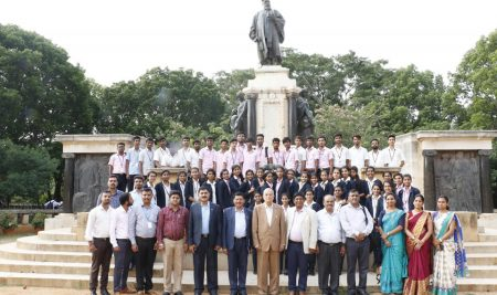 """ACU, IISc, Bengaluru and Divecha center for climate change celebrated """" World Environmental Day """" at IISc, Bengaluru"""
