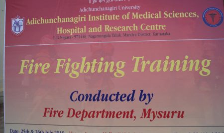 """A two day """" Basic Training Program """" for the employees of AH&RC"""